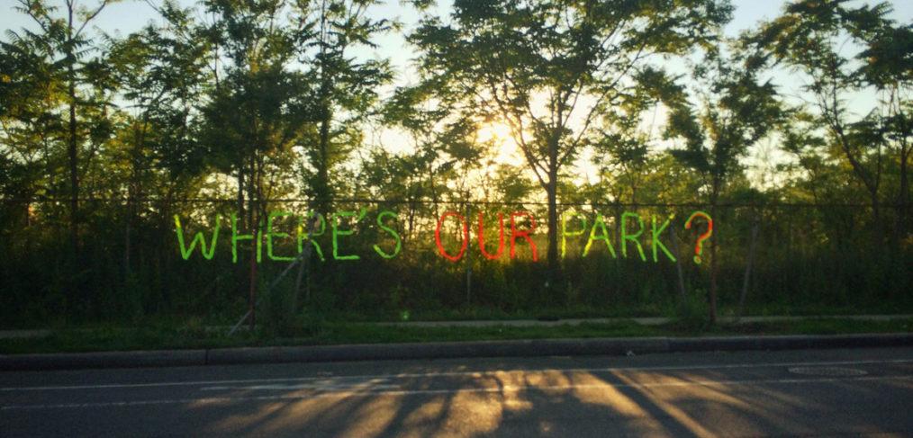 Where's Our Park?