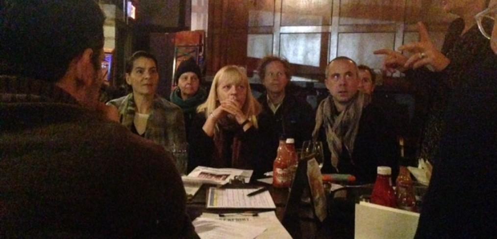 Friends meetings at Dirck the Noresman