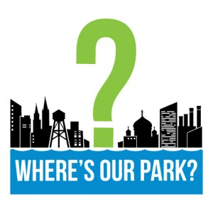Where's Our Park - Madeleine