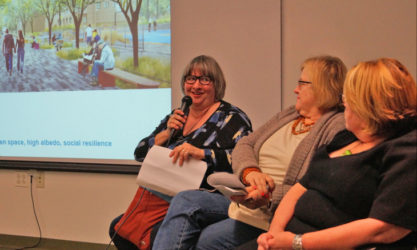 Envisioning Bushwick Inlet Park Seminar Panel