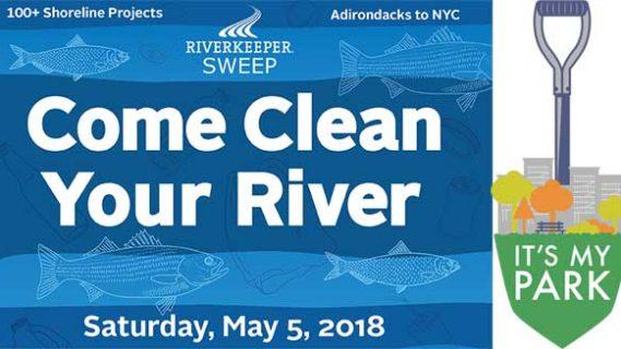 Riverkeeper Sweep Bushwick Inlet Park Cleanup