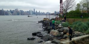 Riverkeeper Sweep at Bushwick Inlet Park