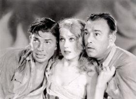Bruce Cabot, Fay Wray, Robert Armstrong - King Kong