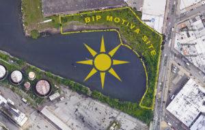 Motiva Site Bushwick Inlet Aerial View