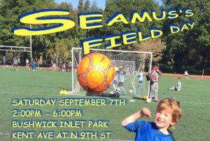 Seamus's Field Day