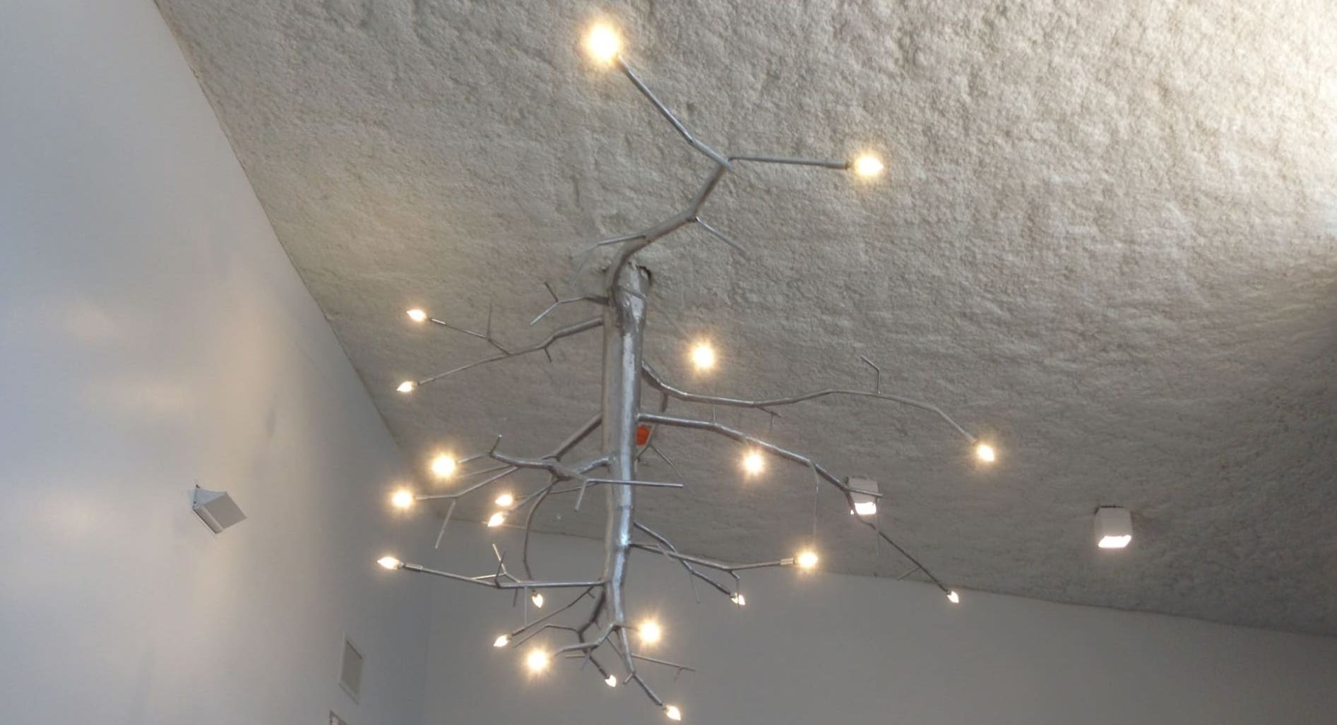 BIP chandelier