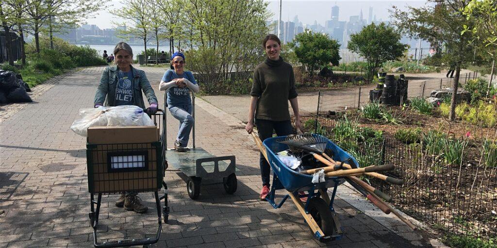 fbip gardening vols wheelbarrows
