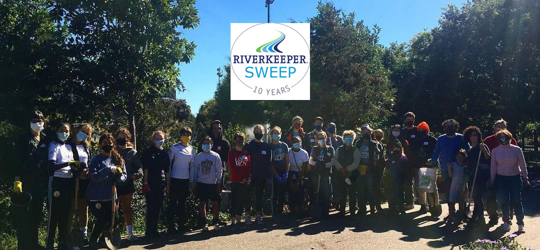 Riverkeeper Sweep 2021 Group