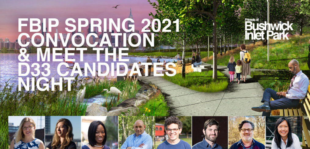 FBIP Spring Convocation & Meet the D33 Candidates